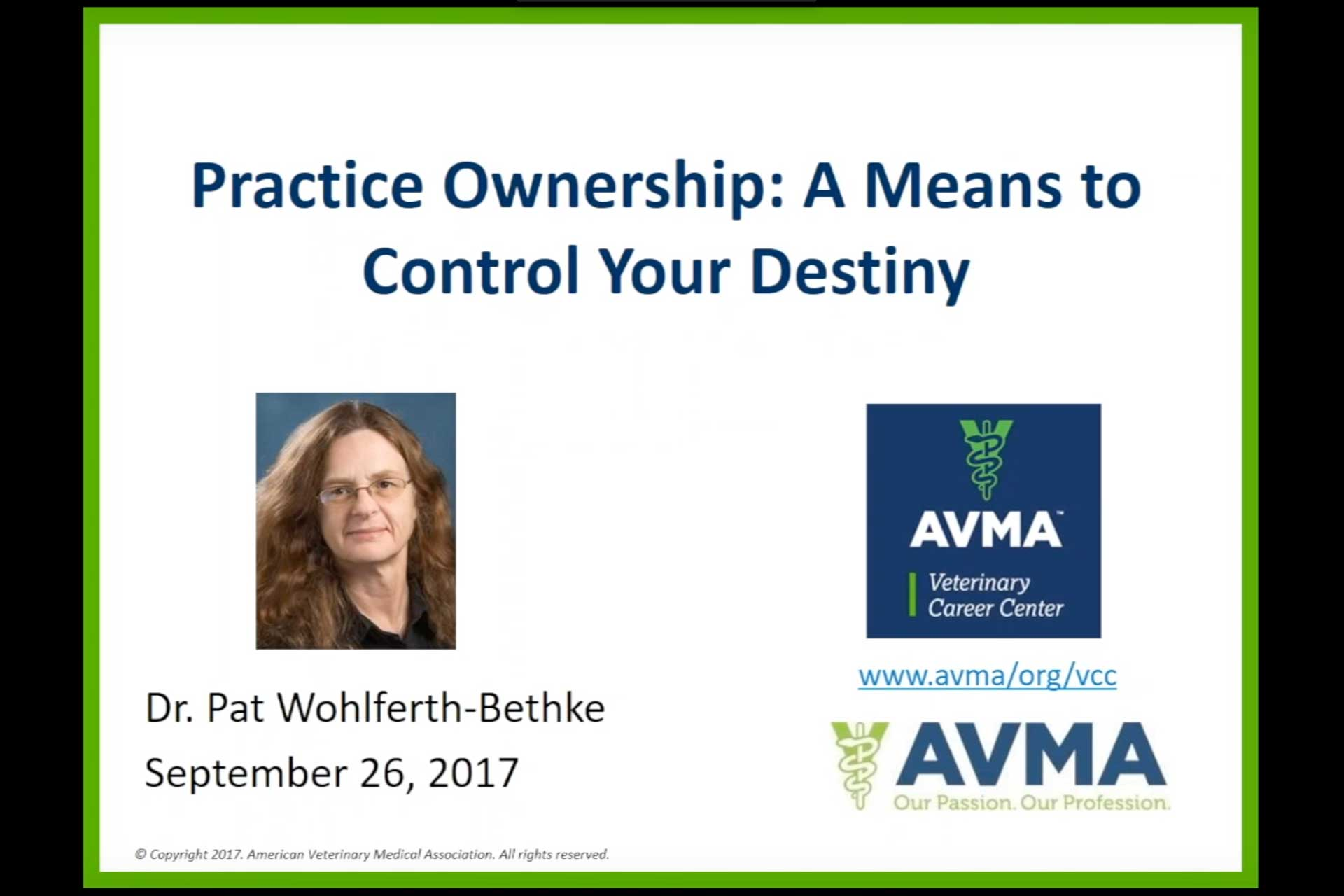 Practice Ownership